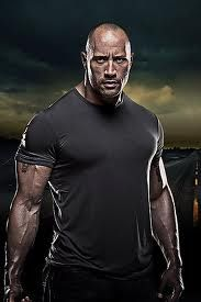 """Dwayne """"The Rock"""" Johnson - working on being my next favorite action hero with movies such as Faster, Fast Five, and the Rundown.  He got to play my favorite G.I. Joe character Roadblock in G.I. Joe: Retaliation."""