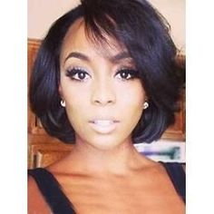 wanna give your hair a new look? Weave bob hairstyles is a good choice for you. Here you will find some super sexy Weave bob hairstyles, Find the best one for you, Love Hair, Great Hair, Gorgeous Hair, Curly Hair Styles, Natural Hair Styles, Short Bob Hairstyles, Black Hairstyles, Feathered Hairstyles, Bun Hairstyles