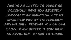 Are you addicted to drugs or alcohol