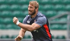 Exclusive: Chris Robshaw reveals how he has changed since Eddie Jones became England coach