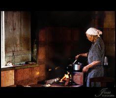 Fogão de lenha ... by Ivagner, via Flickr