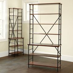 this might look awesome in my kitchen! ...Sonoma Bookcase