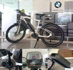 BMW Cruise e-Bike