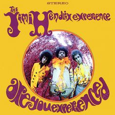 Jimi Hendrix - Are You Experienced by LP Cover Art, via Flickr