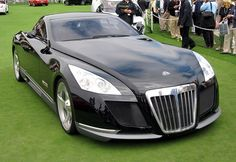 ❦ MAYBACH exelero concept car