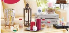 Fall/Holiday PartyLite Starter Kit $99 #join #partylite #99kit #products #fragrance www.partylite.biz/nevergiveup/our-opportunity