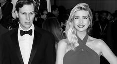 Jared and Ivanka are deceived and true Trump supporters can only hope and pray they will see the light and the folly of their globalist ways.