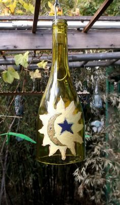 2014 bottle art