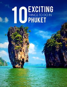 You should go to Phuket at least once in your life. Open your heart and your mind to this amazing mix of culture, tradition, happiness and development! It is luxury for your soul!