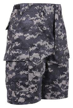 Camo BDU Shorts - Rothco