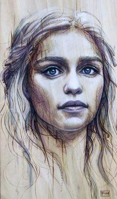 DaenerysTargaryen by fay helfer