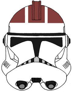 Clone Trooper Helmet Combat Engineer Battalion