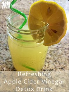 """Cut down on bloating and get an extra burst of energy with this drink. It is a great alternative to plain water or the expensive """"healthy"""" drinks we love!"""