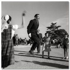 Francesc Català-Roca - Dalí 1953