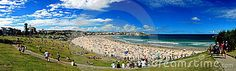 Bondi Beach Panorama - Download From Over 27 Million High Quality Stock Photos, Images, Vectors. Sign up for FREE today. Image: 19662712