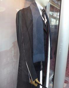 Percival Graves Fantastic Beasts movie costume detail