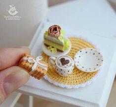2018.05 Miniature Cookies Dollhouse ♡ ♡ By sweetminidollhouse