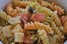my kaotic kitchen: easy italian pasta salad..