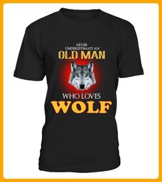 WOLF Animals Lover - Wolf shirts (*Partner-Link)