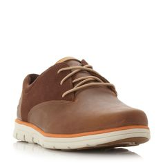 Timberland A15qf colour pop wedge sole shoes, Tan