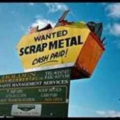 Scrap Metal Tips and...