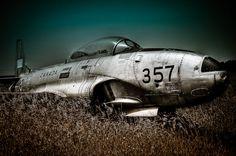 Old RCAF warplane discovered in Canada.