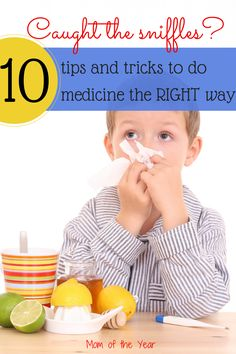 With cold and flu season upon us, knowing how to safely give your kids medication is so very important. Follow these tips and tricks to keep your family healthy--plus a bonus idea that is so smart I'll never go without it!