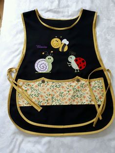 Professor, Apron, Sewing, Outfits, Crafts For Toddlers, Pinafore Apron, Lab Coats, Colors, Kids Apron