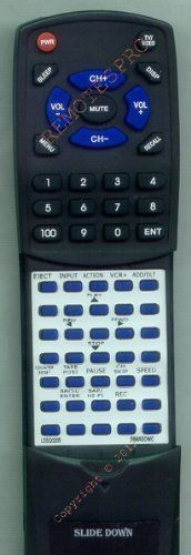 PANASONIC Replacement Remote Control for LSSQ0205, PVV4250, PVV4520, PVV4530 by Redi-Remote. $19.95. This is a custom built replacement remote made by Redi Remote for the PANASONIC remote control number LSSQ0205. *This is NOT an original  remote control. It is a custom replacement remote made by Redi-Remote*  This remote control is specifically designed to be compatible with the following models of PANASONIC units:   LSSQ0205, PVV4250, PVV4520, PVV4530  *If you have any con...