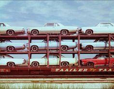 Train Car Hauler