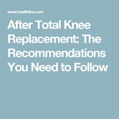 Knowing what to expect after total knee replacement surgery will help ensure a successful recovery and long-term outcome. Arthritis Relief, Arthritis Remedies, Health Remedies, Knee Replacement Recovery, Knee Replacement Surgery, Medical Malpractice Lawyers, Knee Surgery, Surgery Recovery, Physical Therapy