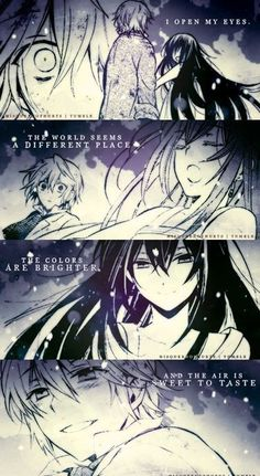 Pandora Hearts: Lacie and Jack
