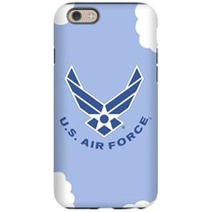 US Air Force iPhone 6/6s Tough Case United States Air Force Aim High USAF, support our troops! #USAF #AirForce Lots of products search my Profile for USAFFP to see all. For all of this design click here - http://www.cafepress.com/dd/109419723