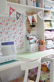 MessyJesse: Our First Home: Craft room update