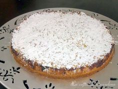 Pastel sueco de manzana y almendra Vanilla Cake, Pie, Desserts, Food, Gluten Free Recipes, Cooking Recipes, Pastries, Cookies, Apple Cakes