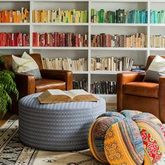 Acquire the unpredictable home library design ideas which can be easily adjusted in your house main hall. Architectures Ideas have amazing home library ideas. Home Library Design, House Design, Library Ideas, Library Wall, Dream Library, Cozy Home Library, Library Inspiration, Beautiful Library, Beautiful Wall