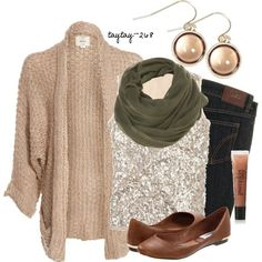 """""""Sparkle for Fall"""" by taytay-268 on Polyvore pinned with Pinvolve - pinvolve.co"""
