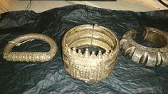 Antike Silberarmreifen