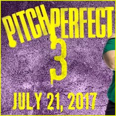 'Pitch Perfect 3' Release Date Announced, Cast Confirmed! Pitch Perfect  #PitchPerfect