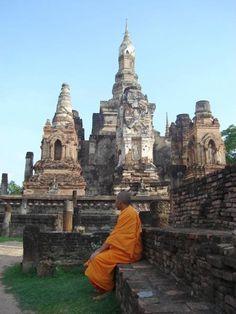 PARQUE HISTÓRICO DE SUKOTHAI  Tailandia