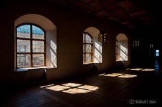 Window of Turku Castle, Finland