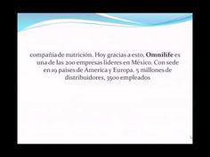 Que es Omnilife Como puedo beneficiarme con el plan de compensación Omni...