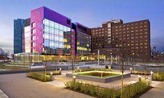 University of Minnesota Amplatz Children's Hospital -TK Architects