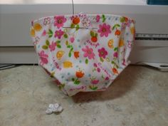 """Abbie's Sewing and Stuff: 18"""" Doll Panties"""