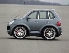 The Smart Cars looks amazing