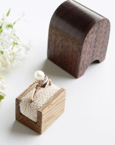 Ring Boxes to Have and to Hold Your Wedding Bands - Wooden It Be Nice