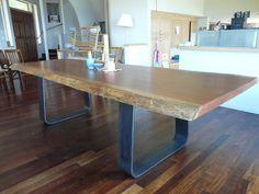 "HEAVY METAL WORKS: ""HEAVY"" Steel Table Legs"