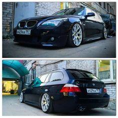 VMR V810 | BMW E61 wagon | VMRWheels.com