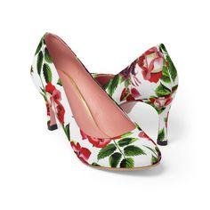 #FashionShoes #WomensShoes #ShoesForSale #FloralShoes