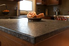 Kitchen Leathered granite Design Ideas, Pictures, Remodel and Decor